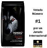 VONZIU Comida para Perros Elite Ultra, 15 kg - Mezcla Natural Seca de Pollo Aceites de Pescado Vitaminas y Minerales - Todas Las Razas - Ingredientes Naturales - Nutrición Especialista Garantizada