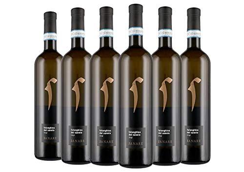 Falanghina del Sannio DOP Janare box da 6 bottiglie La Guardiense 2018 0,75 L