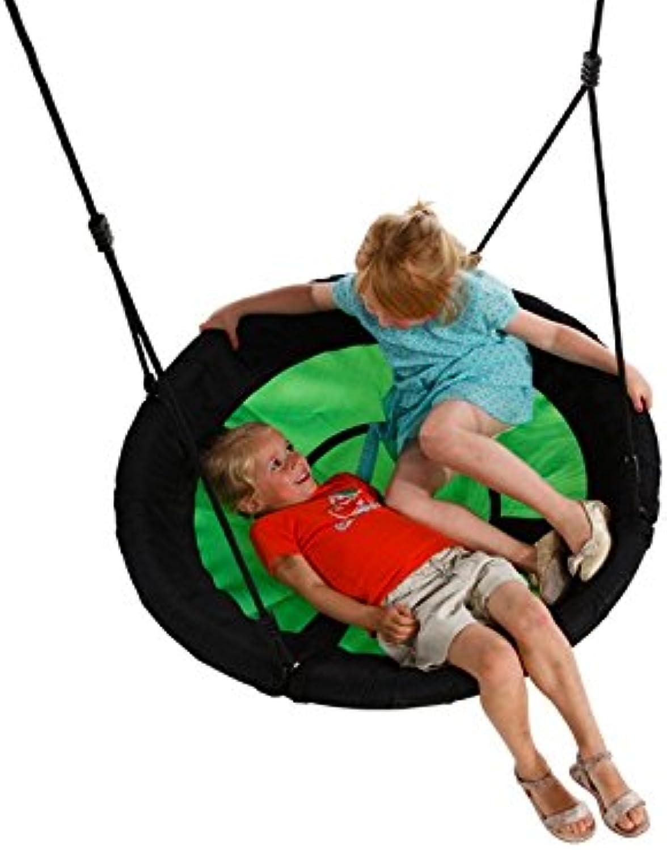 EXIT Aksent Nestschaukel Sitz für Spielturm   Durchmesser 98 cm   belastbar bis max. 100 kg   wasserabweisend   Mae   98 cm   5 kg