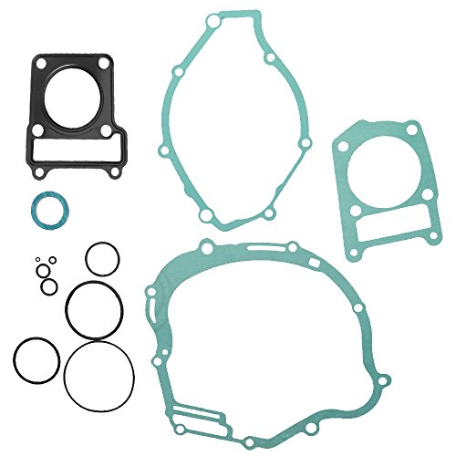 Set of Gasket Full Complete Kit Engine Cover Replacement For Yamaha TTR 125 2001-2014 Dirt Bike