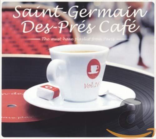 Saint Germain Des Pres Cafe XVI / Various