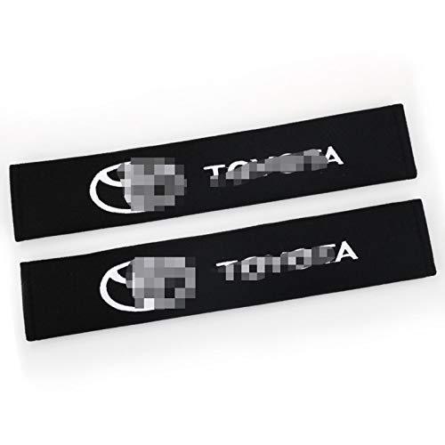 2 Pack Soft Comfort Car Seat Belt Pads, Seatbelt Protector Shoulder Strap Covers Harness Pads Protect Neck and Shoulder,E