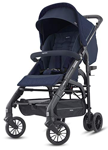 Inglesina Zippy Light Passeggino, 6.9 kg, Midnight Blue