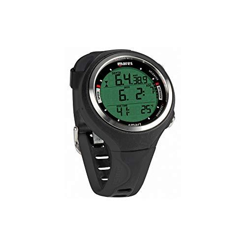 Mares Smart Reloj, Unisex Adulto, Black, One Size