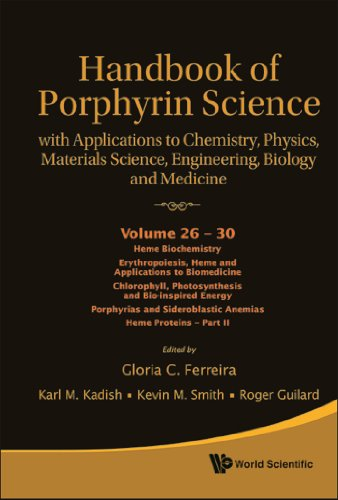 Handbook of Porphyrin Science (Volumes 26 – 30):With Applications to Chemistry, Physics, Materials Science, Engineering, Biology and Medicine (English Edition)