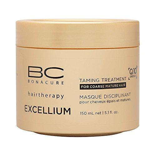 Schwarzkopf Professional BC Excellium Taming Treatment Tratamiento Capilar - 150 ml