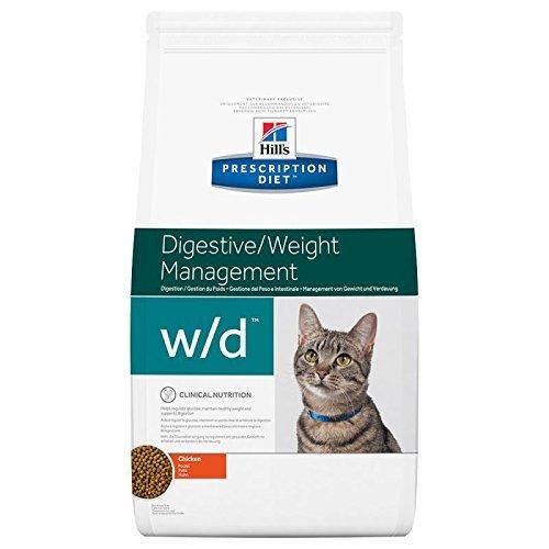 Hills VET Diet Feline w/d, per stuk verpakt (1 x 5 kg)