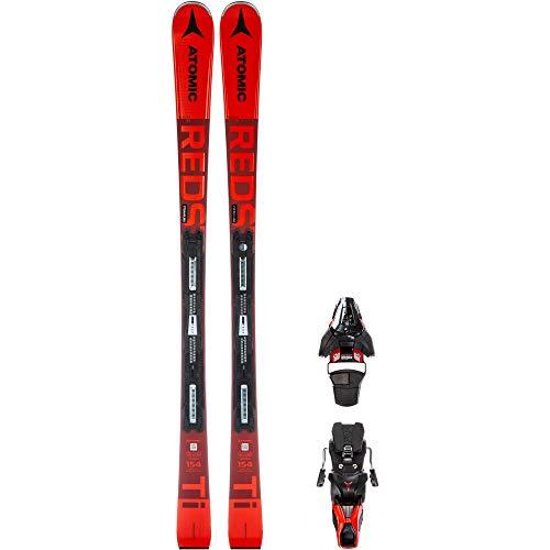 ATOMIC REDSTER TI + F 12 GW All-Mountain Ski grün 168