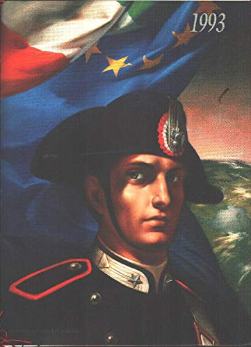 Calendario dell'Arma dei Carabinieri. 1993.
