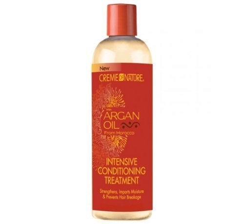 Intensive Conditioning Treatment with Argan Oil from Morocco - Argan Oil from Mo by Creme Of Nature