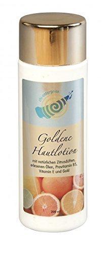 Goldene Hautlotion 200 ml