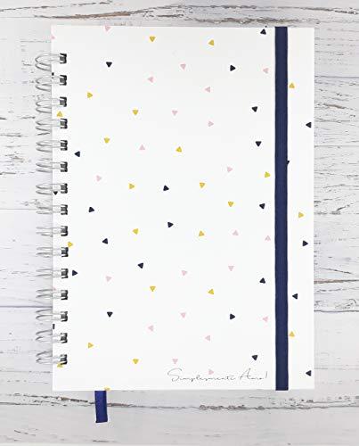 Caderno Bullet Journal - Simplesmente (120g, Pontilhado 100 folhas)