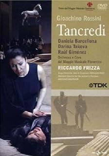 Gioachino Rossini - Tancredi [Maggio Musicale Fiorentino 2005] [DVD] [2007] by Daniela Barcellona