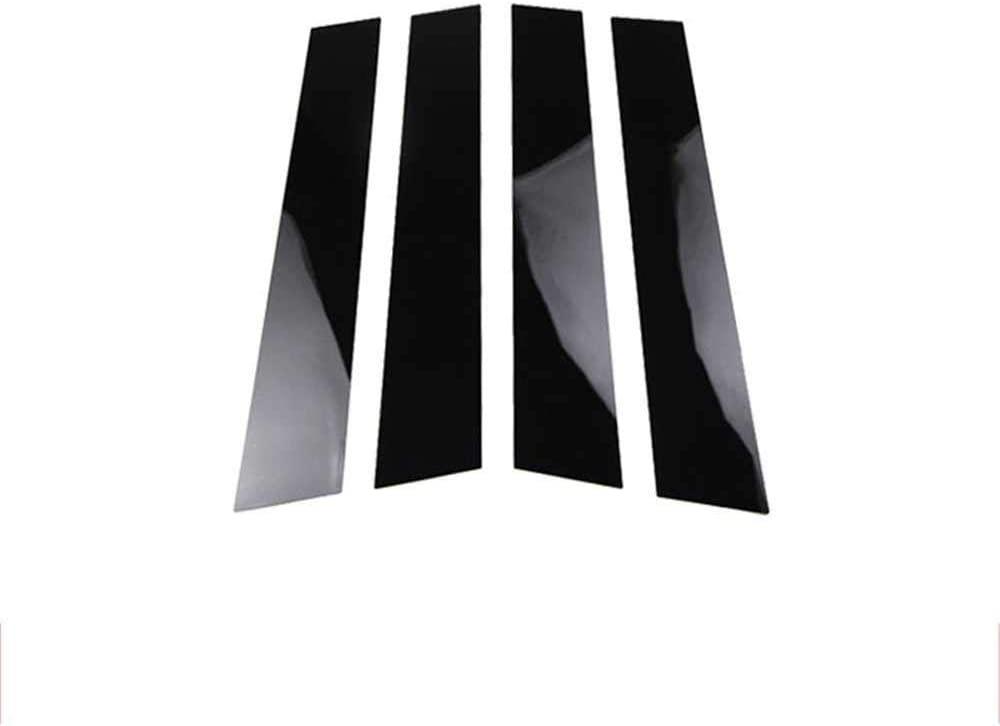 LYSHUI Max 63% OFF Car Pillars Column Decorative Sticker Trim for E60 Free shipping E9 Fit
