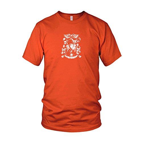 The Chosen One - Herren T-Shirt, Größe: XL, Farbe: orange