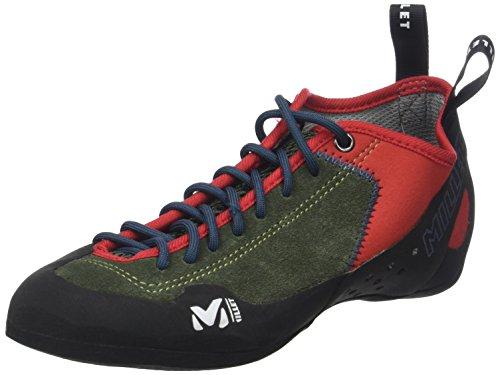 Millet Rock Up, Zapatos de Escalada Unisex Adulto, (Grape Leaf/Orange 000), 38...