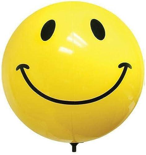 Gizmo 35218 Luftballons aus Vinyl, 91,4 cm, Gelb