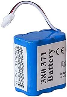 【超大容量4.0Ah 】ブラーバ 380j 371j 互換 バッテリー Irobot Braava 4449273 380 380T Mint Plus 5200 対応 大容量 長寿命 汎用 ニッケル水素充電池