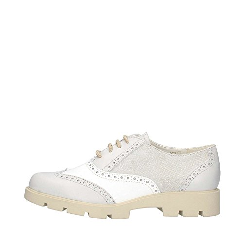 The Flexx Lunatic lacé Oxford Femme Blanc 40