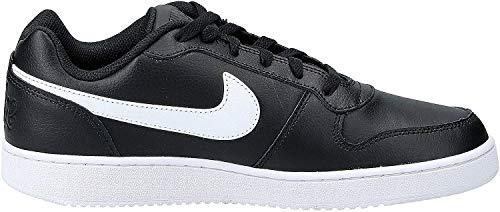 Nike Ebernon Low, Zapatillas para Hombre, Negro (Black Aq1775/002), 44 EU