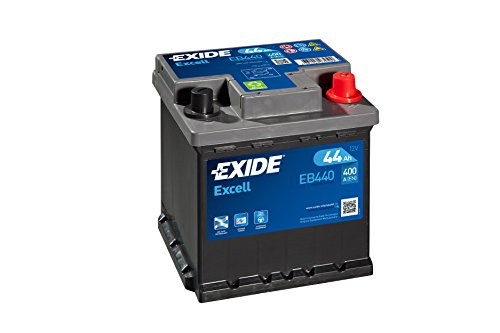 Exide EB440 EXCELL STARTERBATTERIE 12V 44AH 400A