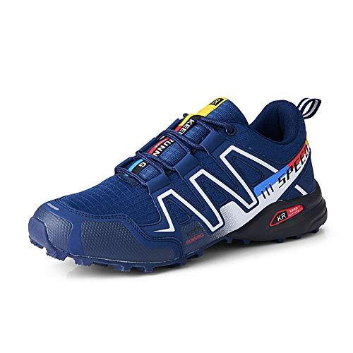 Zapatos de Piscina,Calzado de Senderismo al Aire Libre Calzado Deportivo Casual Men-C_44#,Zapatos Minimalistas