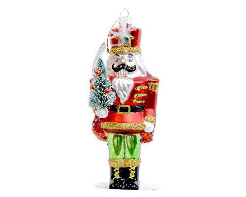Kersthanger/kerstboomhanger notenkraker - kerstdecoratie Kerstmis Christstboomversiering - opvallende X-mas
