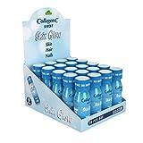 CollagenC - skin glow shot 20 pack - Collagen 10 g, Vitamin c 1000 mg, Biotin 1000 mcg, Vitamin D 800 IU - Natural Orange-Ginger Flavor 2.5oz Bottle - 20 Pack