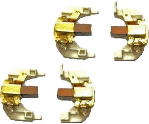 Dewalt DCD950 18V Hammerdrill Replacement Brush & Holder Assembly (Set of 4) # N031214-2pk by BLACK+DECKER