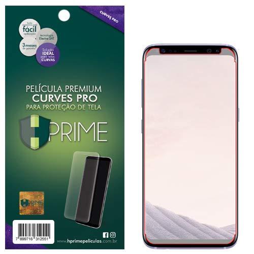 Pelicula Curves Pro para Samsung Galaxy S8 - VERSÃO 2, HPrime, Película Protetora de Tela para Celular, Transparente