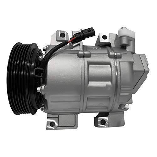 RYC New AC Compressor and A/C Clutch FH664-01 (Fits Nissan Altima and Sentra 2.5L 2007 2008 2009 2010 2011 2012)