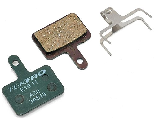 Tektro E10.11 Disc Pads Metal Ceramic w/Springs