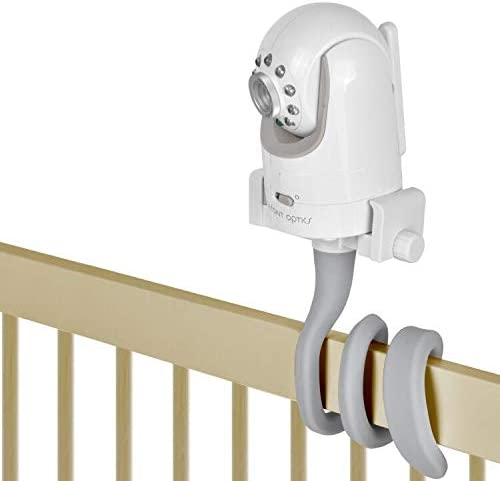 Baby Monitor Mount Camera Shelf Compatible with Infant Optics DXR 8 and Most Other Baby Monitors product image