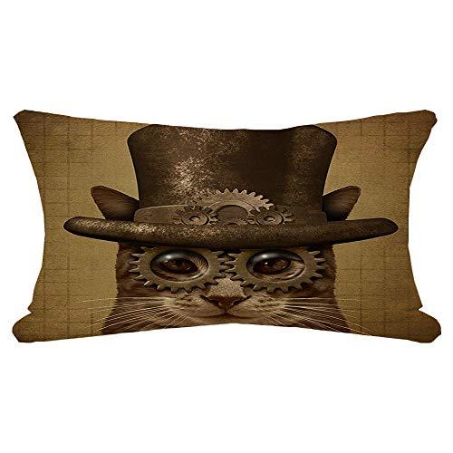 Lumbar Throw Pillow Cover Fantas...