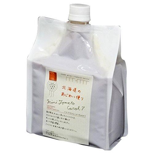 2015年『北のブランド』認定 業務用ミニトマトジュース 1kg×6袋