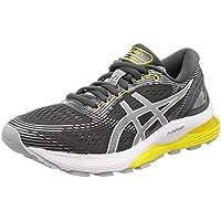 Asics Gel-Nimbus 21, Zapatillas de Running para Mujer, Gris (Dark Grey/Mid Grey 021), 38 EU
