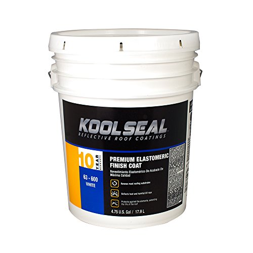 KST COATING KS0063600-20 Whiteroof Coating, 4.75 Gallon