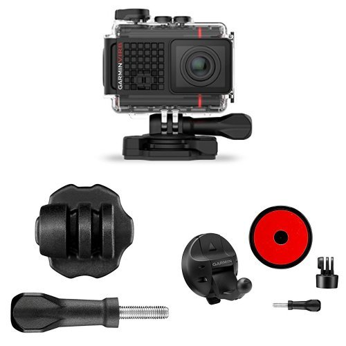 Fantastic Prices! Garmin VIRB Ultra 30 with Tripod Mount and Auto Dash Suction Mount for Virb X & XE