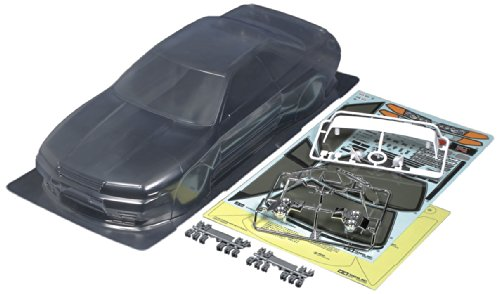 Tamiya 51365 Nissan Skyline GT-R R32 Cuerpo Set - RC Repuestos Autos