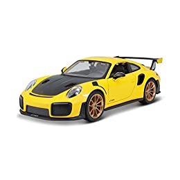 Highly detailed model of the Porsche 911 GTR RS supercar. 1: 24 scale opening doors.