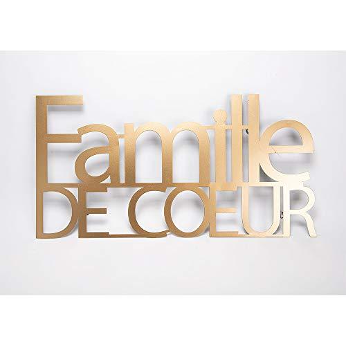 Amadeus - Décoration Famille de cœur