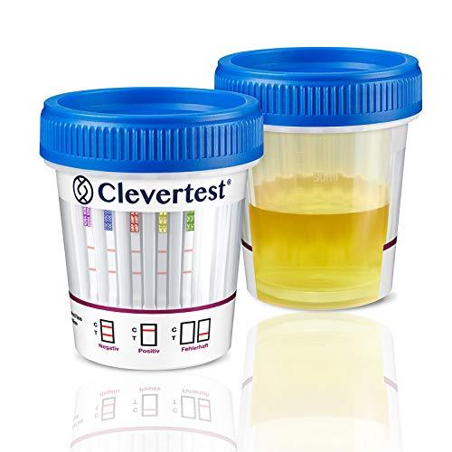 Clevertest -   Multi Drogentest