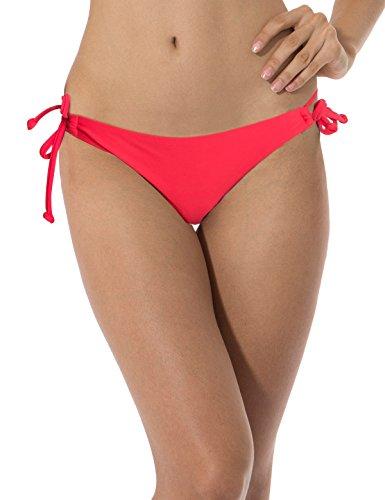 RELLECIGA - Bikini de talle bajo para mujer