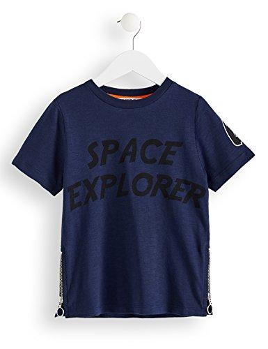 Marca Amazon - RED WAGON Camiseta con Mensaje para Niños