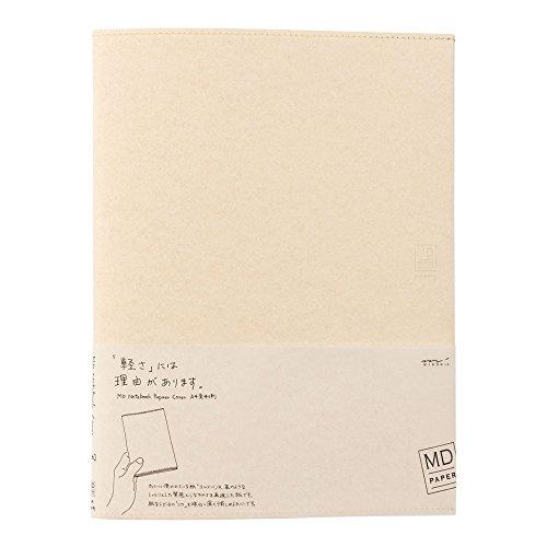 ミドリ ノート MDノートカバー A4変形判 紙 49842006