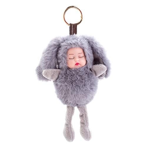 Sleep Doll sleutelhanger sleutelhanger knuffel Sleeping Doll kleine hanger