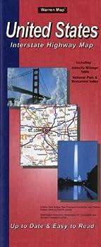 United States Interstate Highway Map