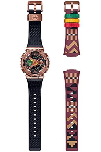 [カシオ] 腕時計 ジーショック 八村塁シグネチャーモデル GM-110RH-1AJR メンズ ブラック