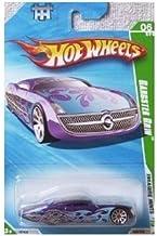 Hot Wheels Treasure Hunts 2010 Gangster Grin, 1:64 Scale.