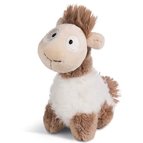 NICI- Peluche Llama bebé Floffi, 12cm (45403)